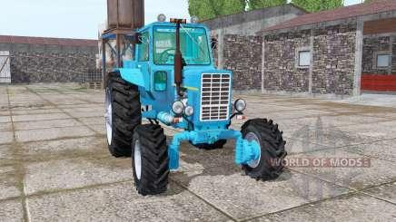 MTZ 82 Bielorrússia para Farming Simulator 2017