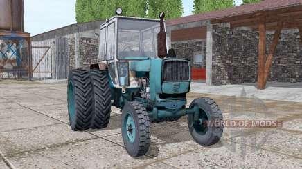 YUMZ 6КЛ com PKU v1.3 para Farming Simulator 2017