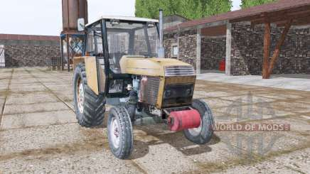 URSUS 912 light brown para Farming Simulator 2017
