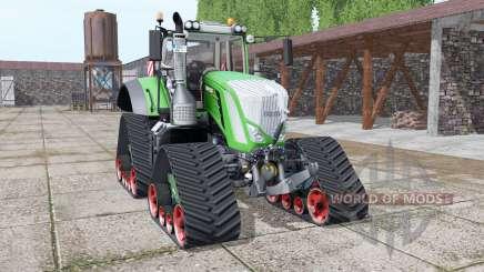 Fendt 933 Vario S4 Profi Plus QuadTrac para Farming Simulator 2017
