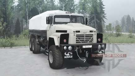 KrAZ 260 linho para MudRunner