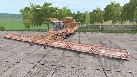 Grimme Tectron 415 pack v1.2 para Farming Simulator 2017