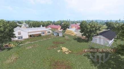Debowiec v2.0 para Farming Simulator 2015