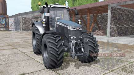 Massey Ferguson 7714 S Dyna-6 Black Beauty para Farming Simulator 2017