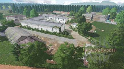 The Valley The Old Farm v2.0.3 para Farming Simulator 2017