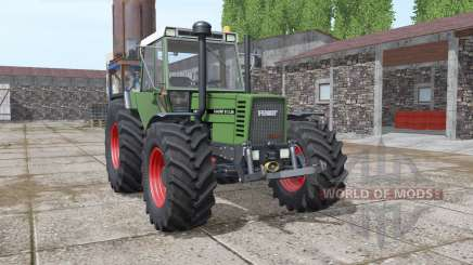 Fendt Favorit 612 LSA Turbomatik E washable para Farming Simulator 2017
