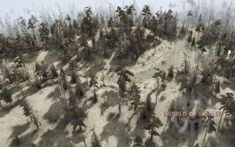 Três lenhador v2.0 para Spintires MudRunner