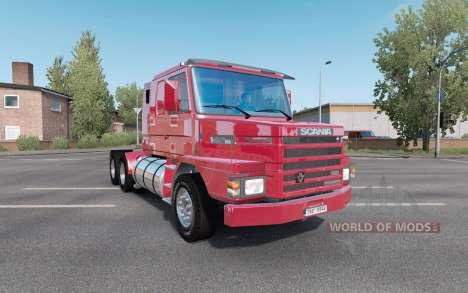Scania T142HW para Euro Truck Simulator 2