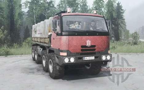 Tatra T815 TerrNo1 8x8 para Spintires MudRunner