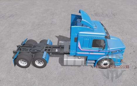 Scania T113H 360 v1.1 para Farming Simulator 2017