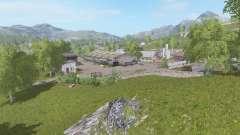 Old Slovenian Farm v2.0.0.2 para Farming Simulator 2017