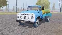 GAZ 53 Leite