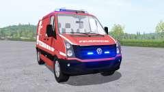 Volkswagen Crafter Feuerwehr