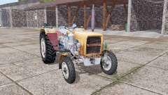 URSUS C-330 soft orange para Farming Simulator 2017