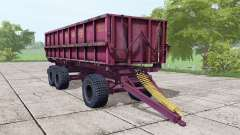 PSTB 17 rosa escuro para Farming Simulator 2017