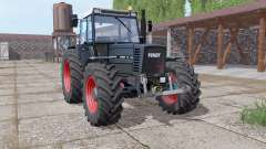 Fendt Farmer 310 Black Beauty para Farming Simulator 2017