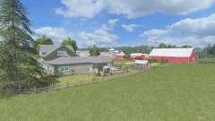 Lone Oak Farm para Farming Simulator 2017