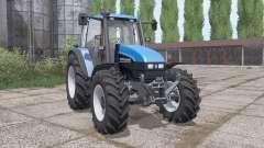 New Holland TS115 loader mounting para Farming Simulator 2017