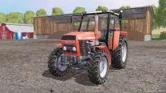 URSUS 1014 soft red para Farming Simulator 2015