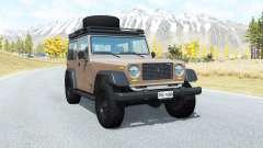 Ibishu Hopper roof rack para BeamNG Drive