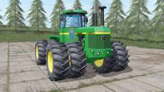 John Deere 8440 green para Farming Simulator 2017