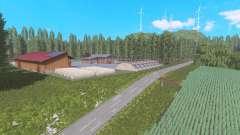 Balkanska Dolina v2.2 para Farming Simulator 2017