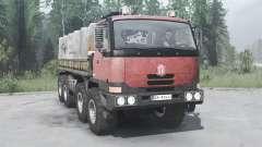 Tatra T815 TerrNo1 8x8 para MudRunner