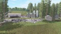 Hillside Farm v2.0 para Farming Simulator 2017