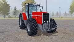 Massey Ferguson 8140 interactive control para Farming Simulator 2013