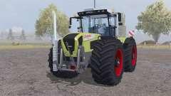 CLAAS Xerion 3800 twin wheels para Farming Simulator 2013