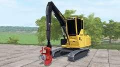 Tigercat 875 v0.9 para Farming Simulator 2017