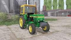 John Deere 1030 Soft Top 4x4 para Farming Simulator 2017