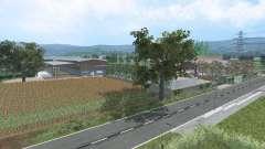 Les Chazets v2.3 para Farming Simulator 2015