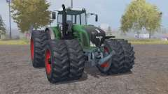 Fendt 936 Vario lime green para Farming Simulator 2013