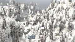 O inverno rigoroso