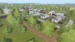 A Aldeia De Berry para Farming Simulator 2017