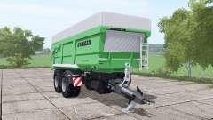 JOSKIN Trans-Space 7000-27 green para Farming Simulator 2017