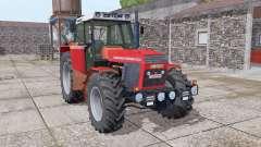 Zetor 16145 bright red para Farming Simulator 2017