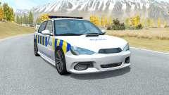 Hirochi Sunburst Greater Manchester Police