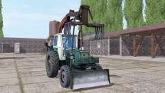 UMZ 6L 4x2 garra para Farming Simulator 2017
