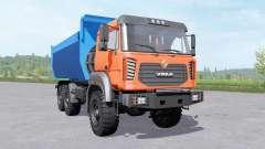 Ural de 6370 caminhão