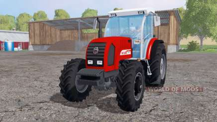 IMT 2090 vermelho para Farming Simulator 2015