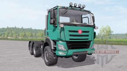 Tatra Phoenix T158-8P6R33 tractor 2014 para Farming Simulator 2017