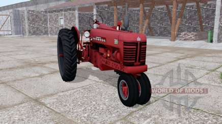 Farmall 300 dark red para Farming Simulator 2017