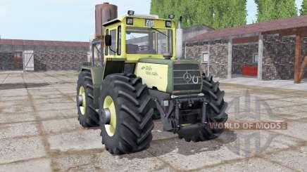 Mercedes-Benz Trac 1300 Turbo washable para Farming Simulator 2017