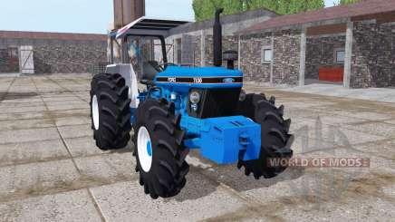 Ford 7830 vivid blue para Farming Simulator 2017