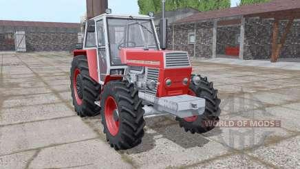 Zetor 8045 Turbo para Farming Simulator 2017