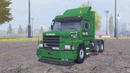 Scania T113H para Farming Simulator 2013