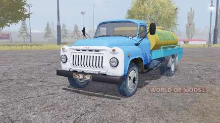 GAZ 53 Leite para Farming Simulator 2013
