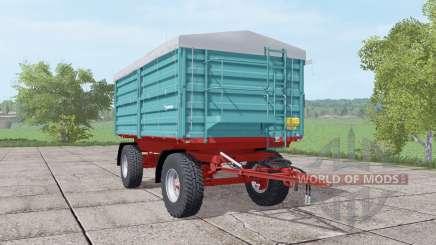 Farmtech ZDK 1800 para Farming Simulator 2017